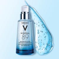 Vichy Mineral 89 Gel Booster Cu Efect De Hidratare Fortifiere Si Reumplere Cu Acid Hialuronic 50 Ml