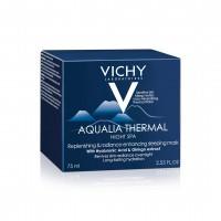 Vichy Aqualia Thermal Gel Crema Spa De Noapte Cu Efect Anti Oboseala 75ml