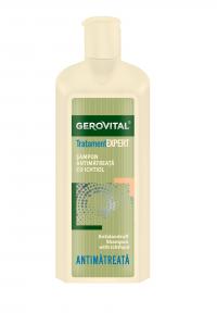 Gerovital Tratament Expert Sampon Antimatreata cu Ihtiol x 250 ml