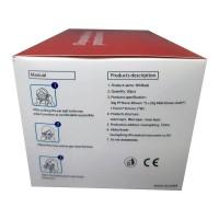 Masca Chirurgicala 3 Pliuri cu Elastic Albastru x 50buc - 9N Medical