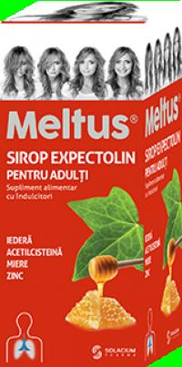 Meltus Expectolin Sirop Adulti x 100 ml - Adya