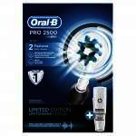 Oral B Periuta Electrica Pro 2500 DNA Black Box + Tr Caseta