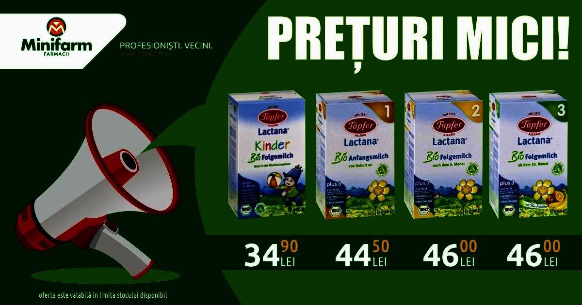 Promoțiile Minifarm